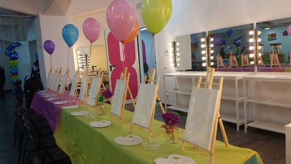Art Party de Il Mondo di Naty