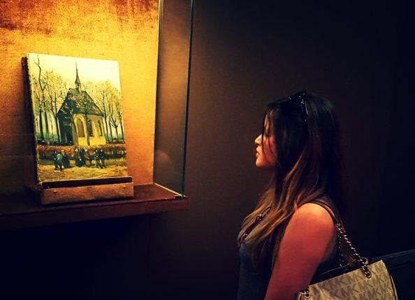 Capolavori ritrovati di Vincent Van Gogh