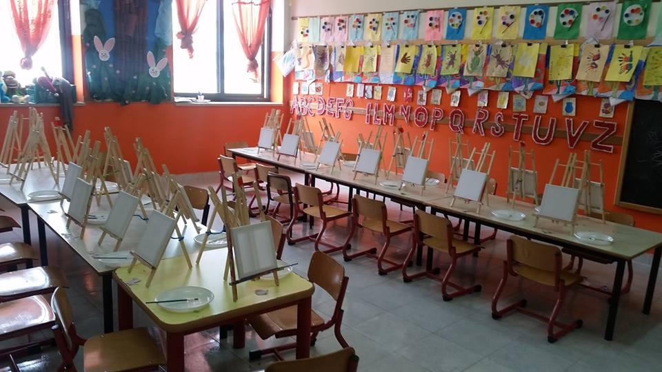 Laboratori artistici e laboratori creativi per le scuole