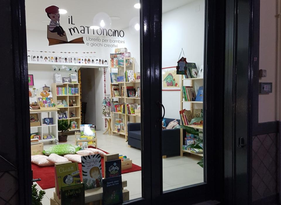 Il Mattoncino libreria per bambini