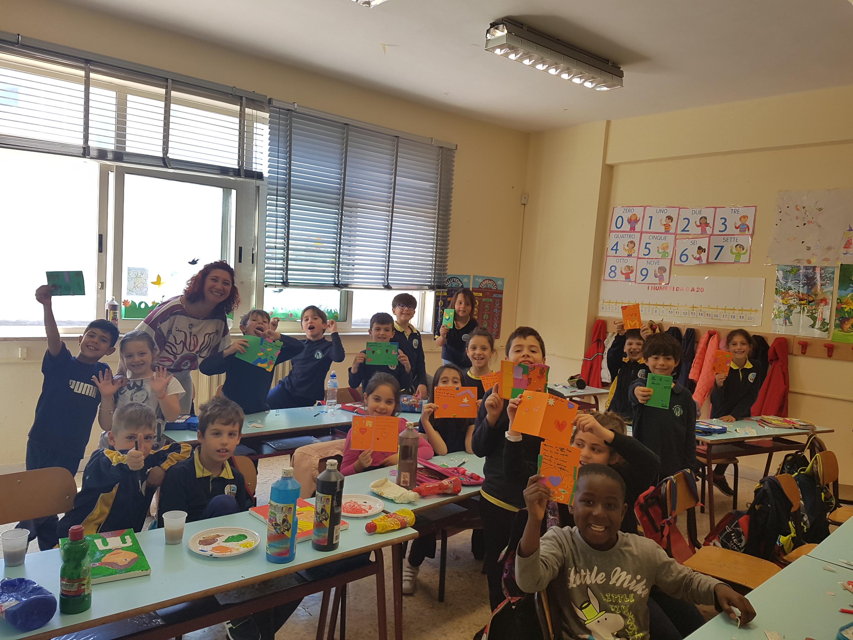 Silvia Carapezza una maestra eccezionale