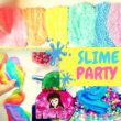 Slime Party Il Mondo di Naty