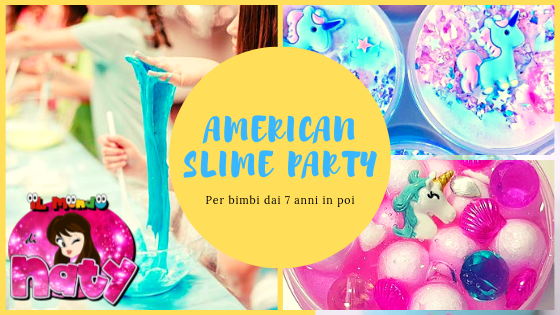 American Slime Party