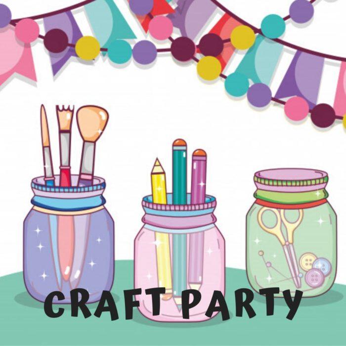 Craft Party de Il Mondo di Naty